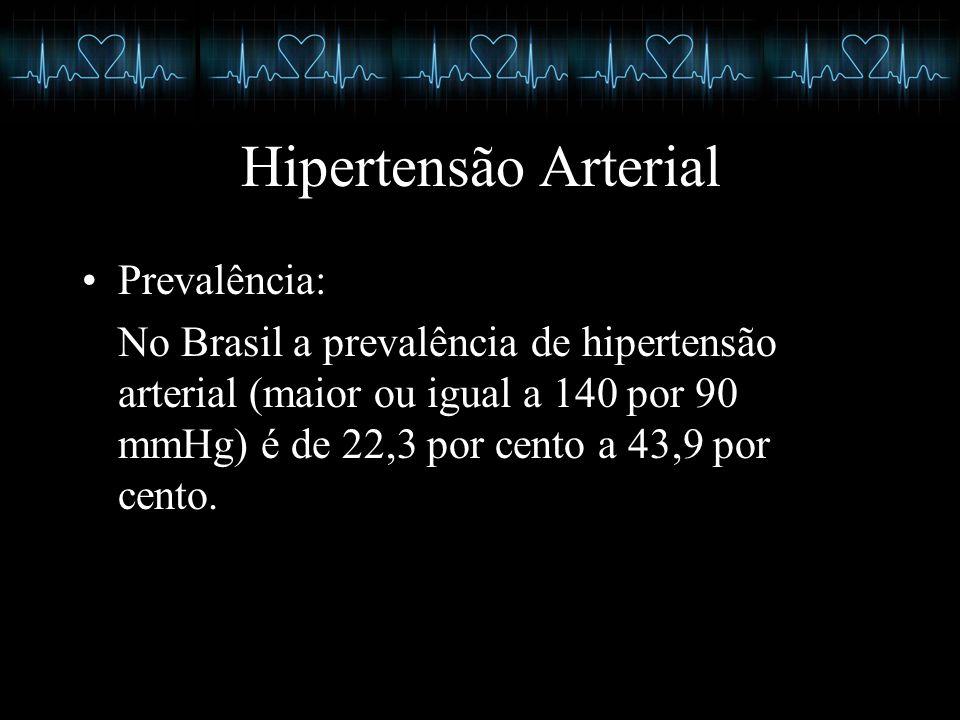 Classifica ç ãoPressão sist ó lica (mmHg)Pressão diast ó lica (mmHg) Ó tima< 120< 80 Normal< 130< 85 Lim í trofe130-13985-89 Hipertensão est á gio 1 140-15990-99 Hipertensão est á gio 2 160-179100-109 Hipertensão est á gio 3 ≥ 180≥ 110 Hipertensão sist ó lica isolada≥ 140< 90 Quando as pressões sist ó lica e diast ó lica de um paciente situam-se em categorias diferentes, a maior deve ser utilizada para classifica ç ão da pressão arterial.