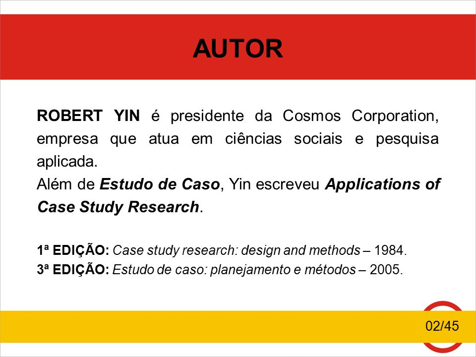 case study yin 2 applications of case study design case studies have been used in many different areas of management that case study research comes into its own (yin 1998),.
