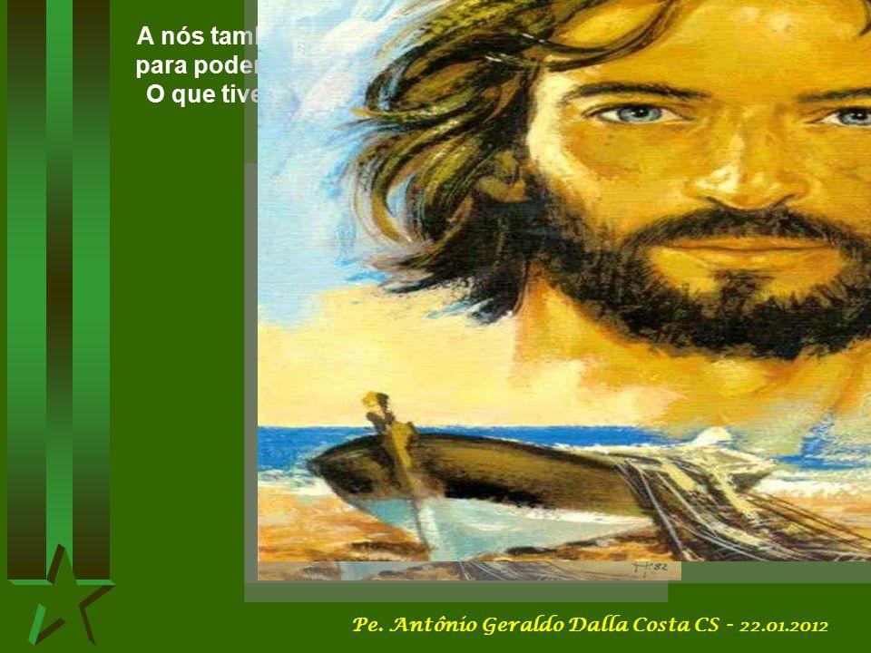 Cristo continua dirigindo ainda HOJE o mesmo apelo: