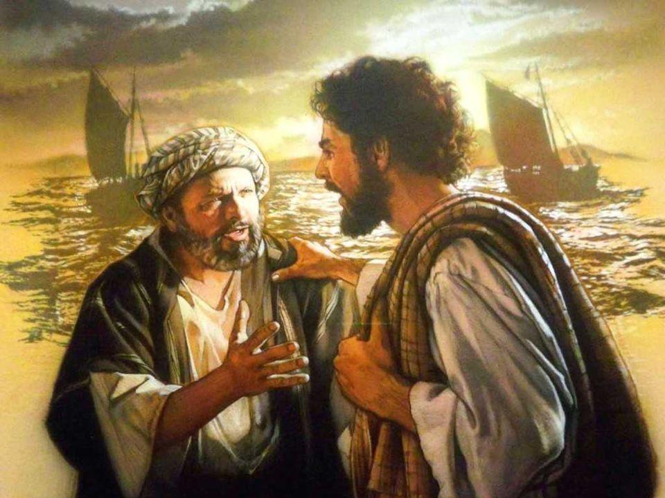 Cristo continua dirigindo ainda HOJE o mesmo apelo: Vinde após mim, farei de vós pescadores de homens… Se tivermos medo, se nos sentirmos incapazes para tanto, olhemos esses pescadores da galiléia pobres e ignorantes, mas com generosidade sem limites… Largaram tudo e seguiram a Jesus…