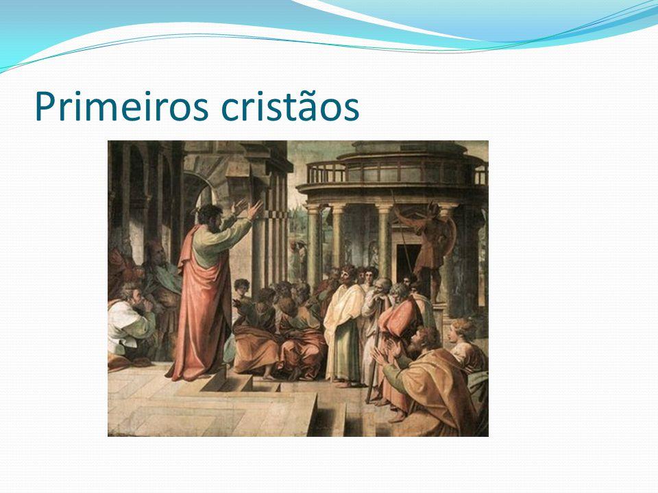 Primeiros cristãos