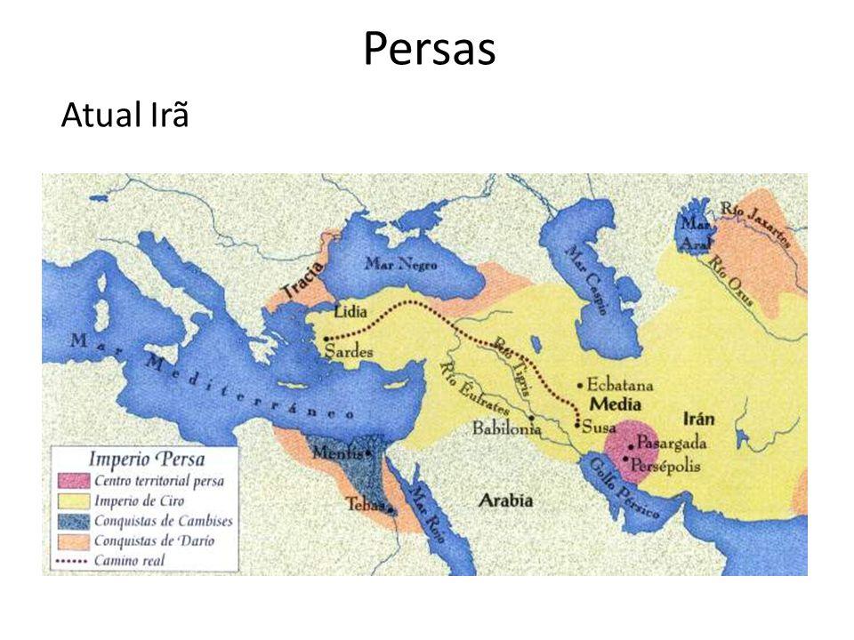 Persas Atual Irã