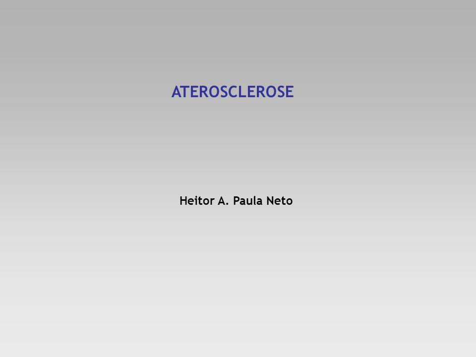 ATEROSCLEROSE Heitor A. Paula Neto