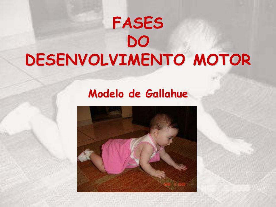 Desenvolvimento Motor Infância (0 a 2 anos)