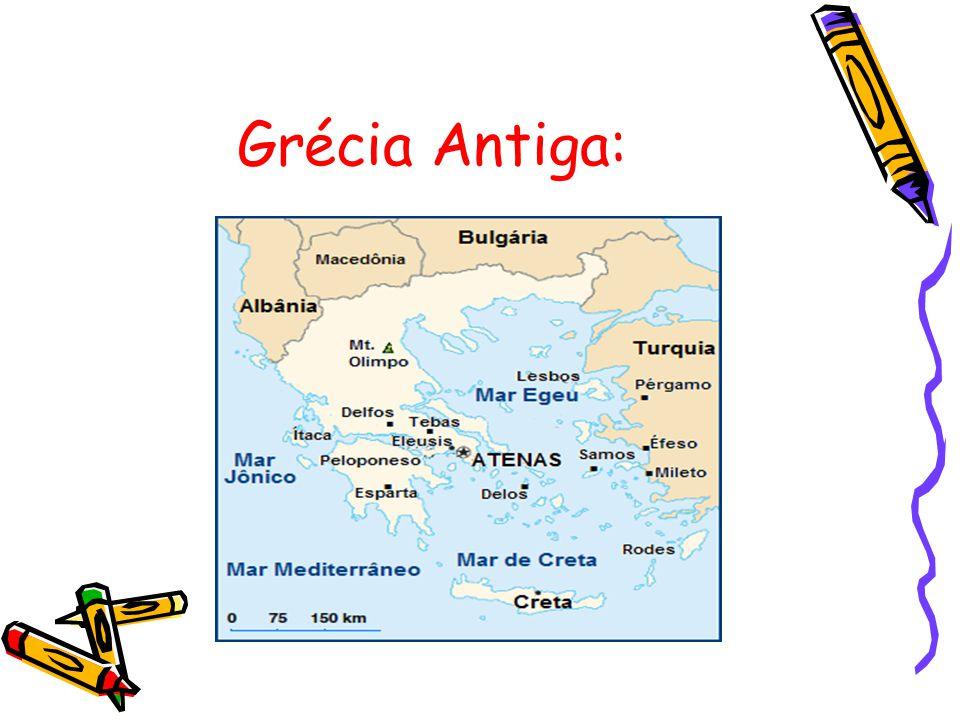 Grécia Antiga: