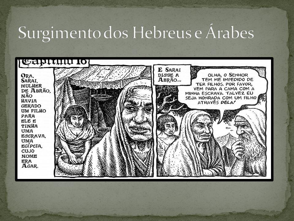 Após a morte de Moisés, os hebreus chegaram à Palestina e, sob a liderança de Josué, conquistaram parte desse território.