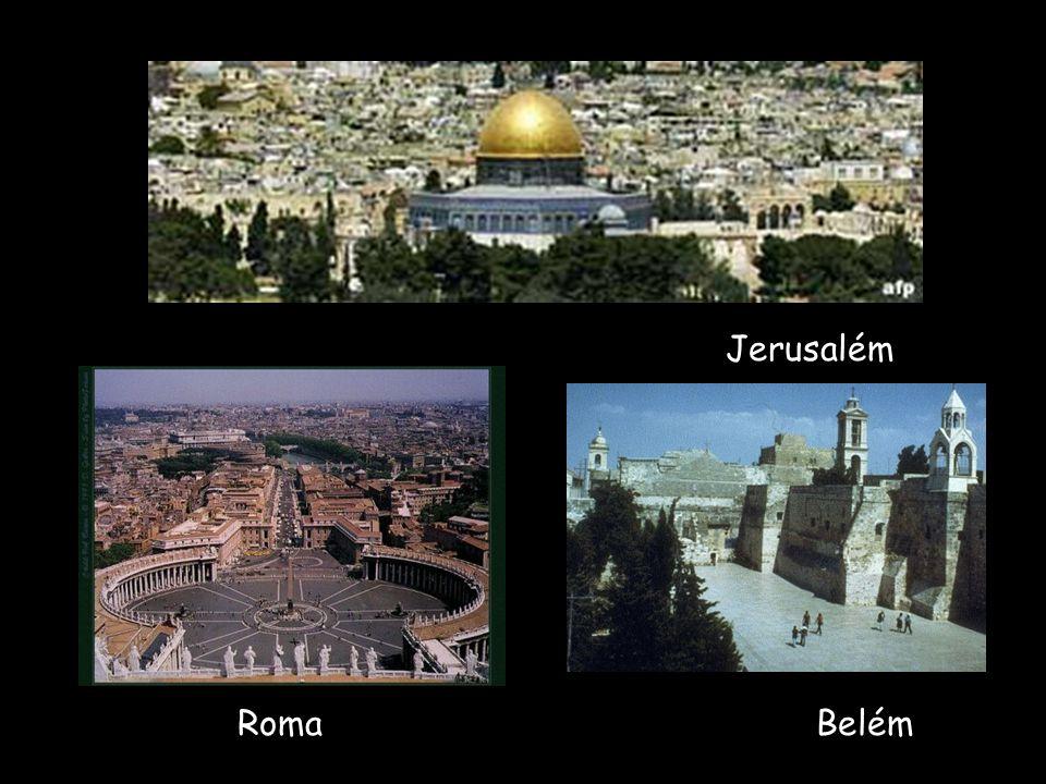 Jerusalém RomaBelém