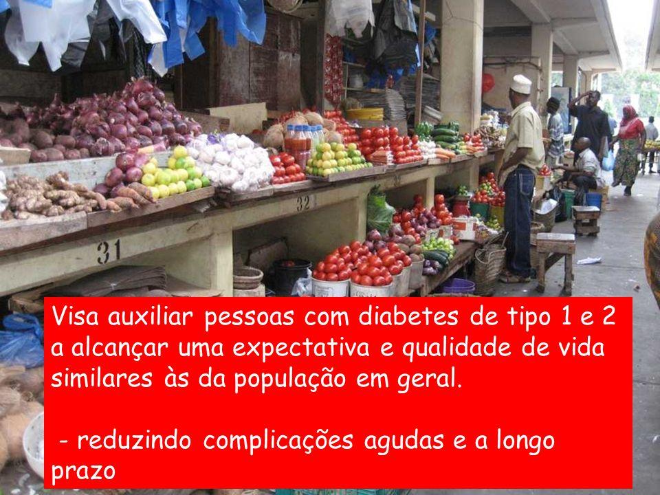 Nutrição no diabetes Módulo III-5 do Currículo Slide ‹nº› de 59 Slides atualizados até 2008 Controle dietético do diabetes de tipo 2