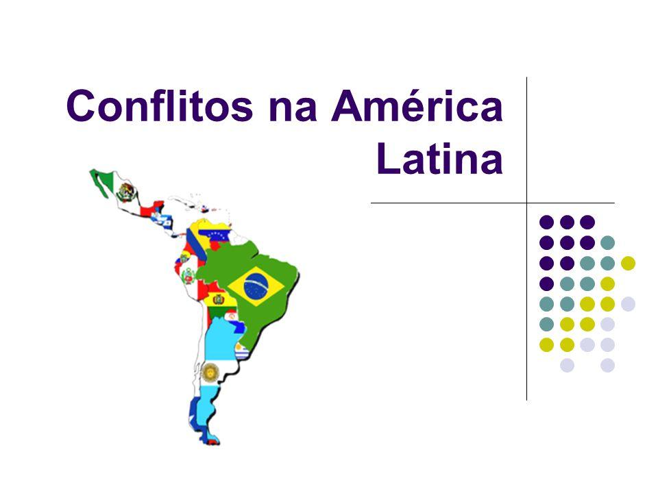 Conflitos na América Latina