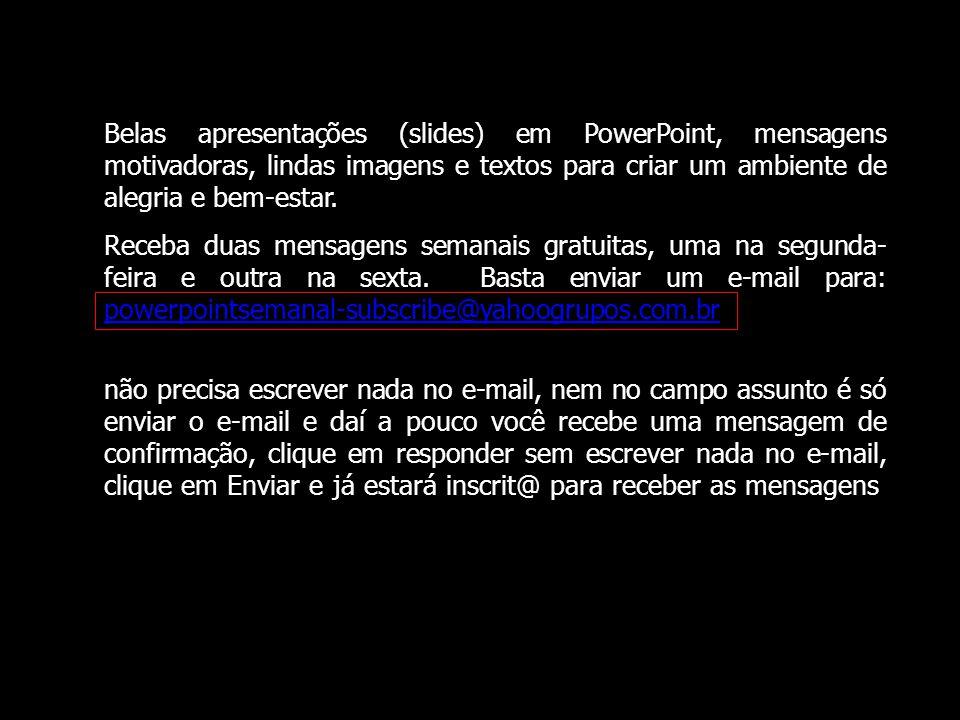 Imagens: Pauline Oliveira Formatação: Christina Meirelles Neves