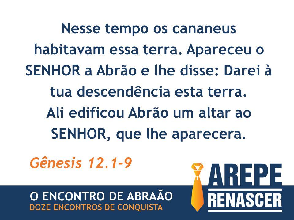 Passando dali para o monte ao oriente de Betel, armou a sua tenda, ficando Betel ao ocidente e Ai ao oriente; ali edificou um altar ao SENHOR e invocou o nome do SENHOR.