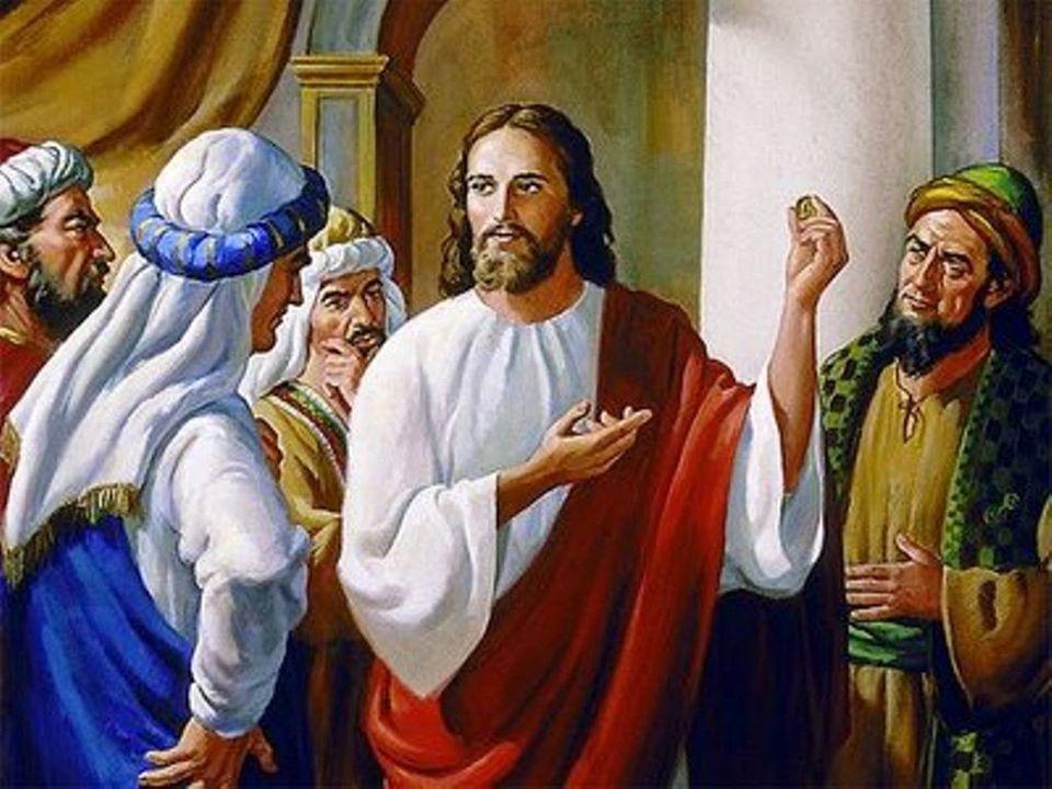 - Outros querem reconhecer a autoridade de Deus, mas deixam de lado o que é de Deus.