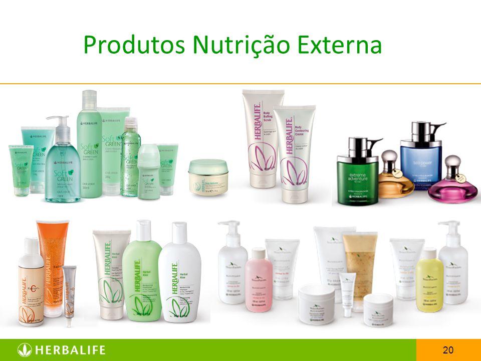 20 Produtos Nutrição Externa