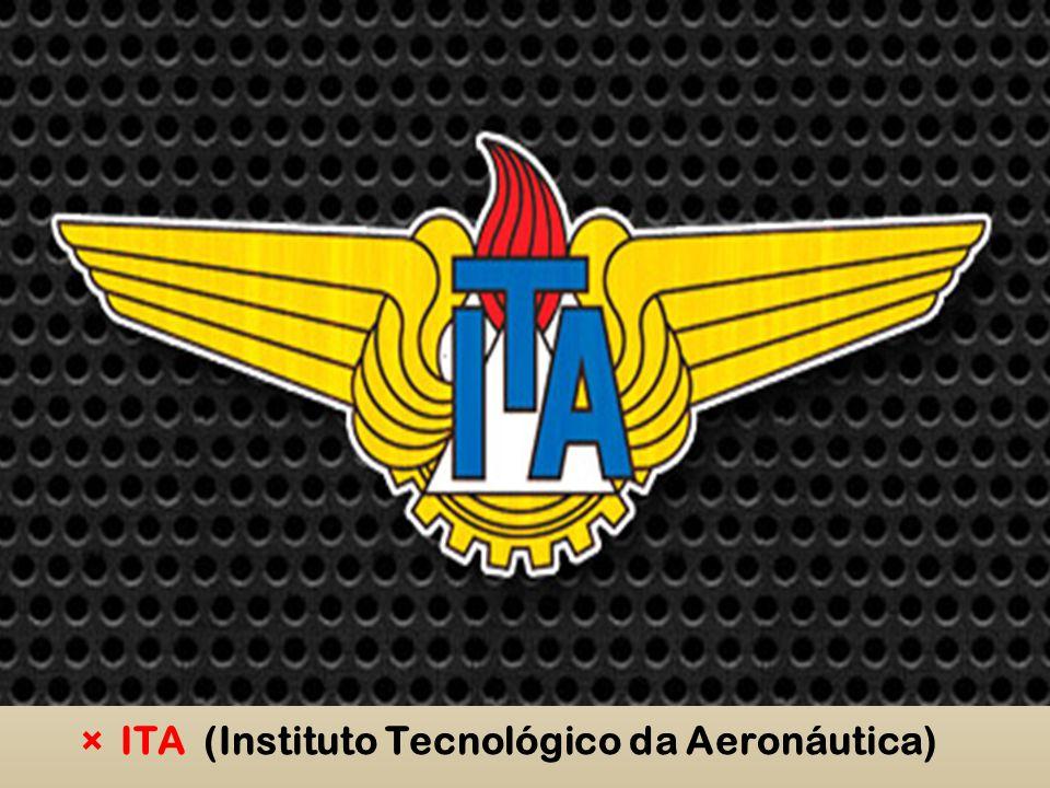 ×ITA (Instituto Tecnológico da Aeronáutica)