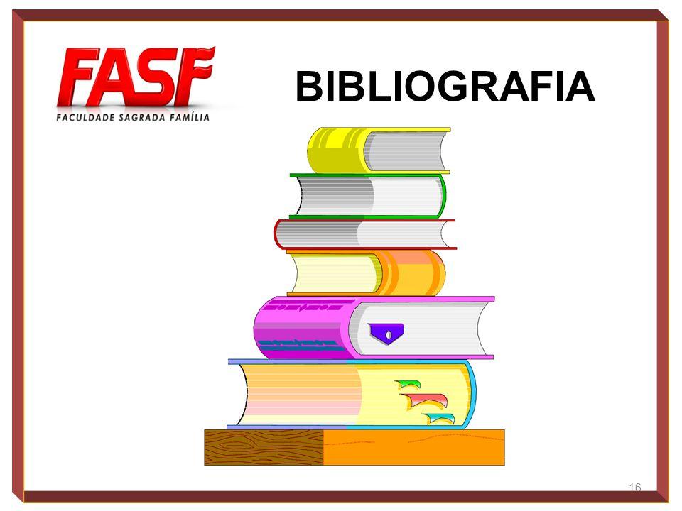 16 BIBLIOGRAFIA