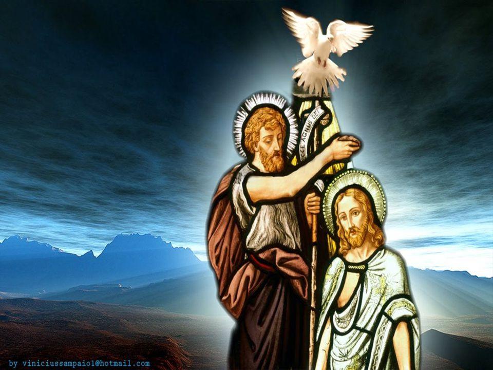 Na 2ª Leitura Pedro reafirma que Jesus é o Filho amado que o Pai enviou ao mundo para concretizar um projeto de salvação: Ele