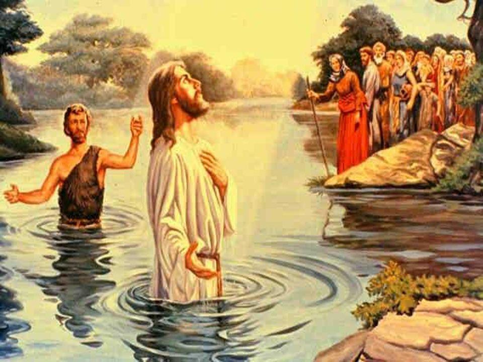 No Evangelho, temos a realização da promessa profética: Jesus é o