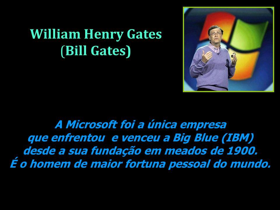 Aos 20 anos fundou a sua própria empresa de produção de software informático, a Microsoft Corporation, que vendia seus programas por um preço mais bai
