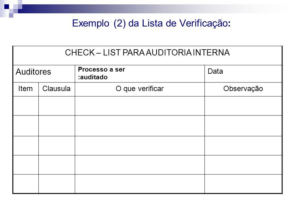 Auditoria Ambiental Interna Para Auditoria Interna