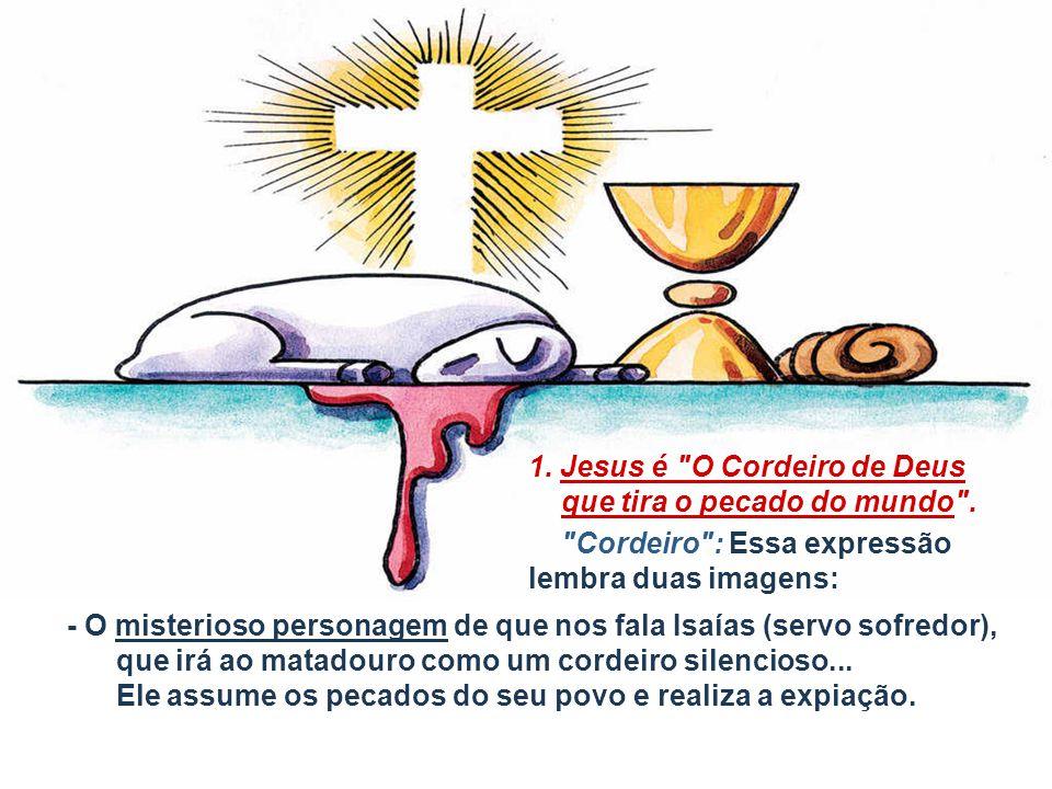 Na 2ª leitura, PAULO lembra sua vocação a Apóstolo e a vocação de todos à Santidade, comprometidos com os valores do Reino. (1Cor 1,1-3) No Evangelho,