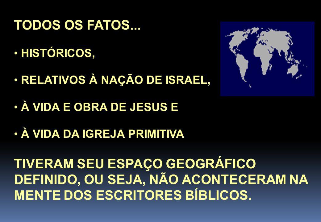 TODOS OS FATOS...