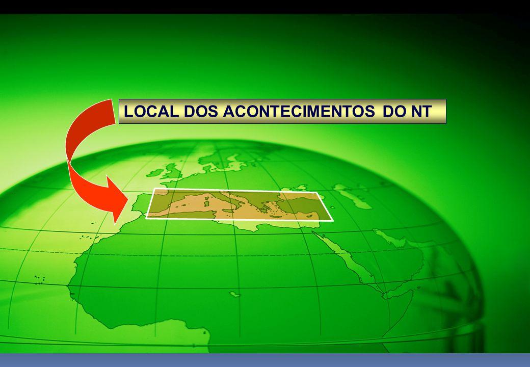 LOCAL DOS ACONTECIMENTOS DO NT