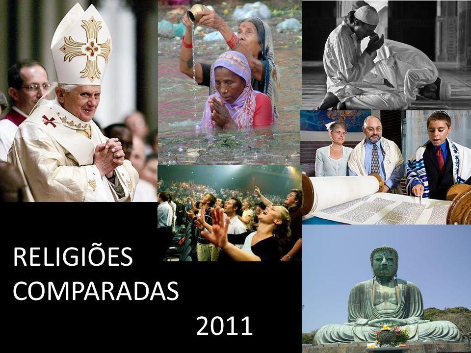 RELIGIÕES COMPARADAS 2011