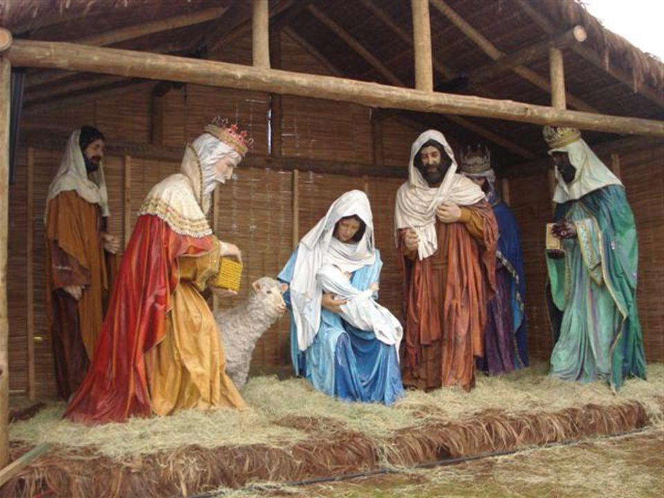 É Cristo a nossa referência.É d'Ele que recebemos vida.