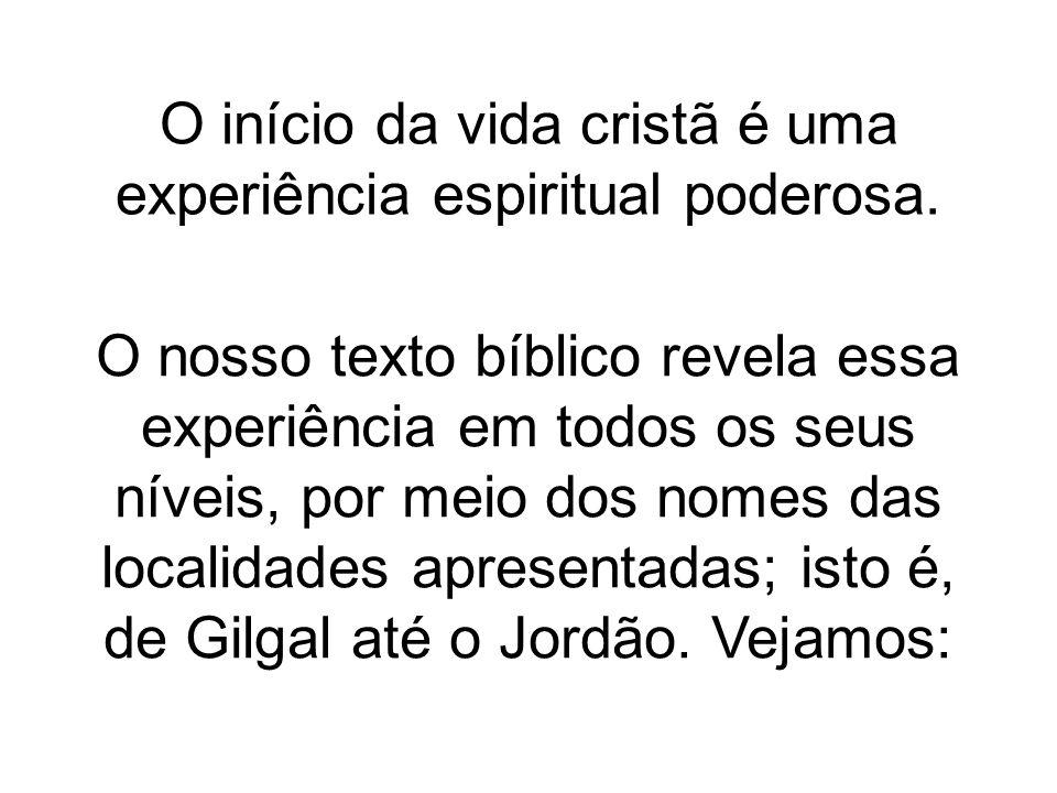 Gilgal.