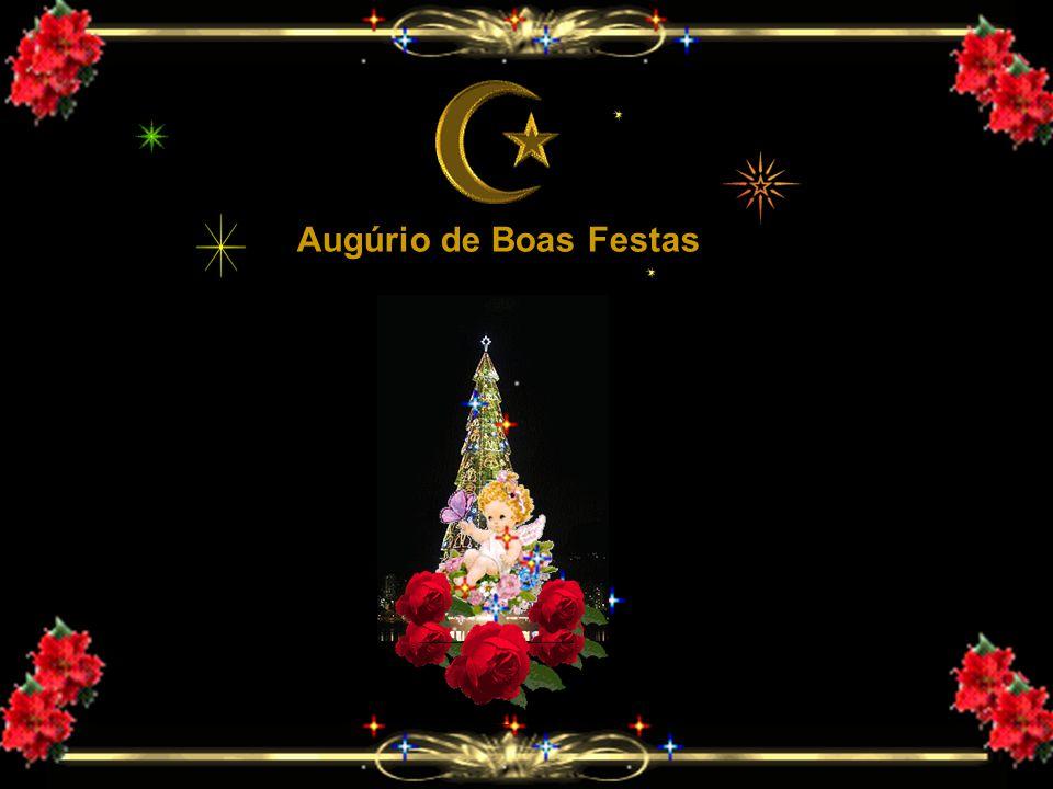 Augúrio de Boas Festas