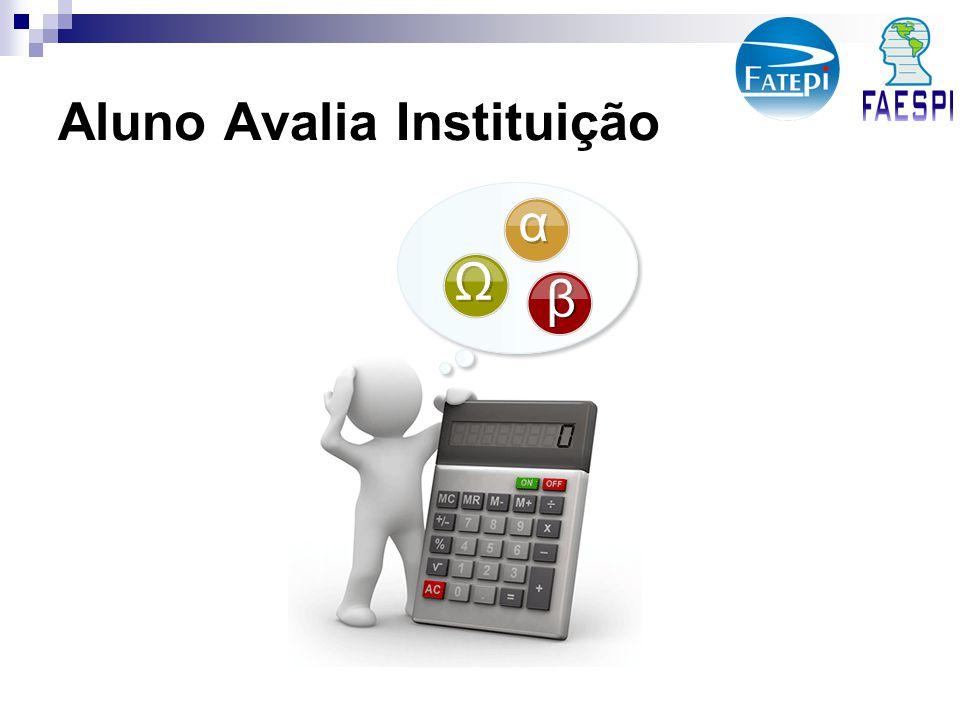Aluno Avalia Instituição