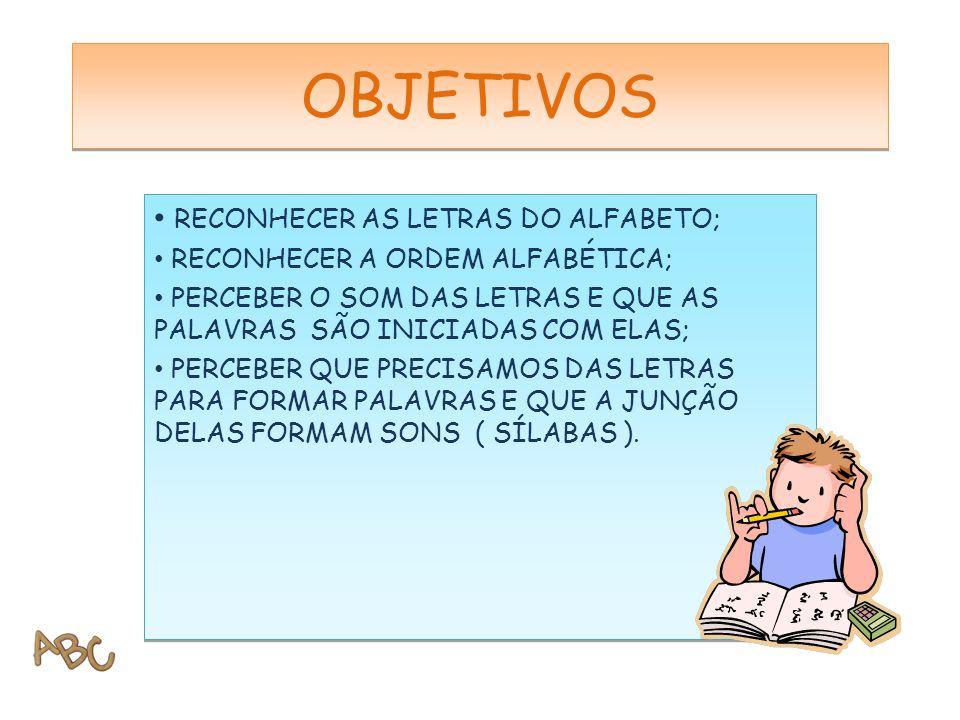 VÍDEOS COM O ALFABETO: ABECEDÁRIO DA XUXA E O ALFABETO ( ALINE BARROS ); SOFTWARE DALLY DOO: PALAVRAS INICIADAS COM AS LETRAS, FIGURAS E ATIVIDADES; RECORTE DAS LETRAS DO ALFABETO EM REVISTAS E COLAGEM NO CADERNO; PINTURA DAS LETRAS DITADAS; LIGA PONTOS COM AS LETRAS DO ALFABETO, FORMANDO FIGURAS; VÍDEOS COM O ALFABETO: ABECEDÁRIO DA XUXA E O ALFABETO ( ALINE BARROS ); SOFTWARE DALLY DOO: PALAVRAS INICIADAS COM AS LETRAS, FIGURAS E ATIVIDADES; RECORTE DAS LETRAS DO ALFABETO EM REVISTAS E COLAGEM NO CADERNO; PINTURA DAS LETRAS DITADAS; LIGA PONTOS COM AS LETRAS DO ALFABETO, FORMANDO FIGURAS; ORIENTAÇÕES DIDÁTICAS