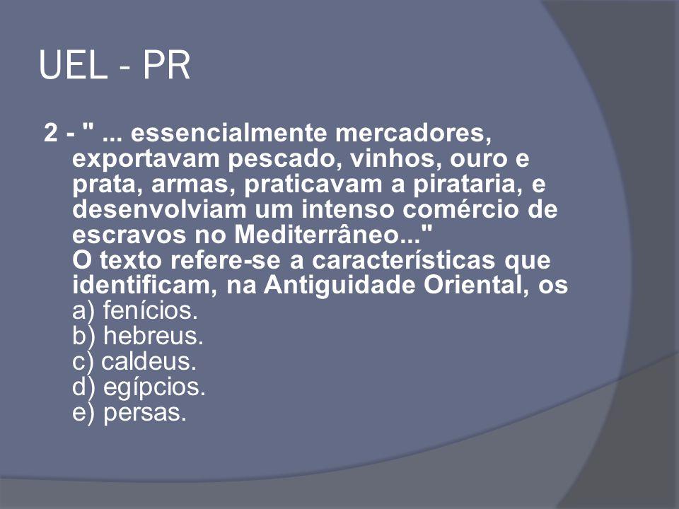 UEL - PR 2 - ...