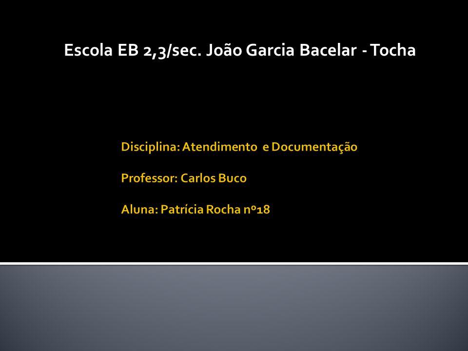 Escola EB 2,3/sec. João Garcia Bacelar - Tocha