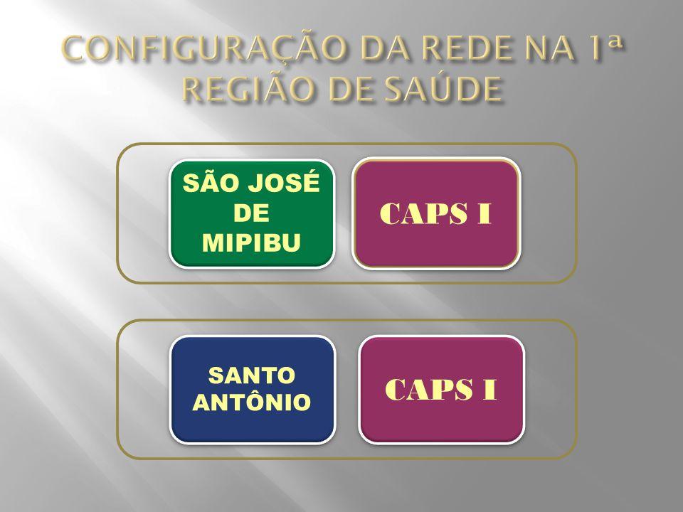 SÃO JOSÉ DE MIPIBU CAPS I SANTO ANTÔNIO
