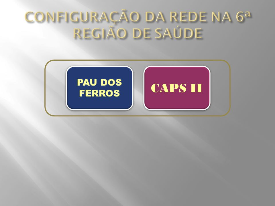 PAU DOS FERROS CAPS II