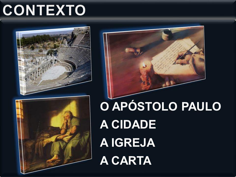 O APÓSTOLO PAULO A CIDADE A IGREJA A CARTA