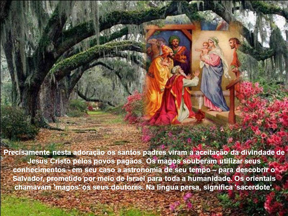 Palavra grega que às vezes é usada como nome de pessoa, significa 'manifestação', pois o Senhor se revelou aos pagãos, na pessoa dos magos. Três misté