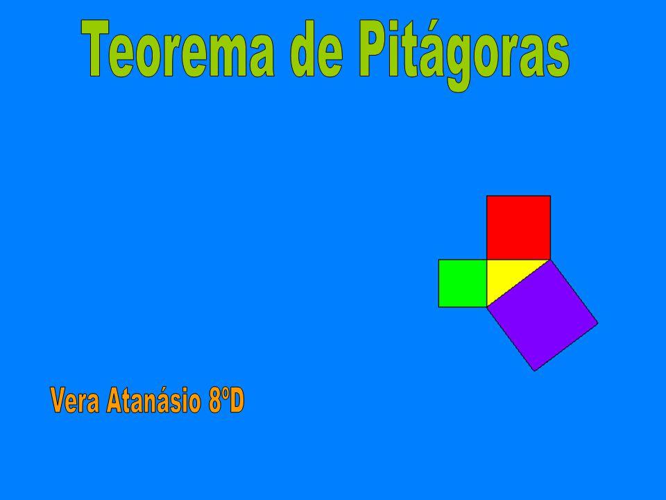 ● Pitágoras foi um filósofo e matemático grego.● Nasceu em Samos por volta de 571 a.C.