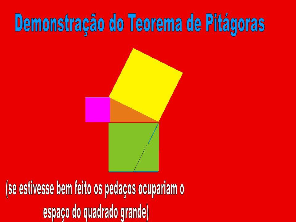 4²= 16 6²= 36 36-16= 20 √20 3.472… 3,472… Qual é a distância da escada ao muro, medida sobre o chão.