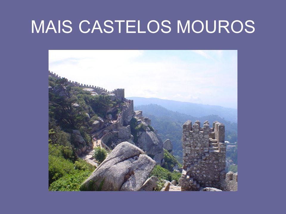 MAIS CASTELOS MOUROS