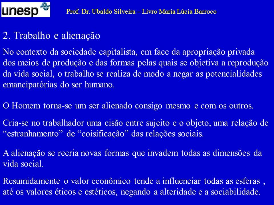 Prof.Dr. Ubaldo Silveira – Livro Maria Lúcia Barroco 2.