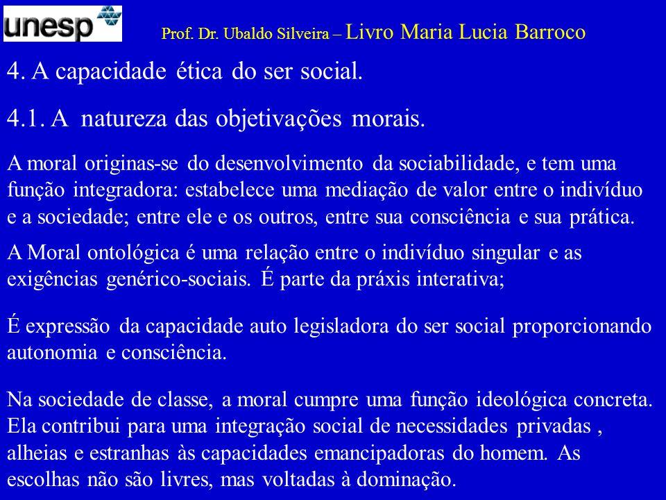 Prof.Dr. Ubaldo Silveira – Livro Maria Lucia Barroco 4.