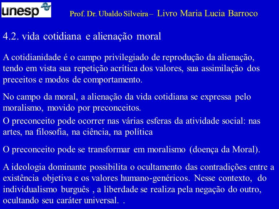 Prof.Dr. Ubaldo Silveira – Livro Maria Lucia Barroco 4.2.