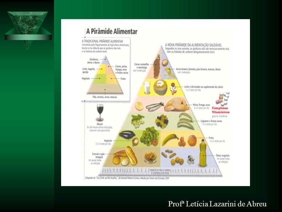 O que são nutrientes.