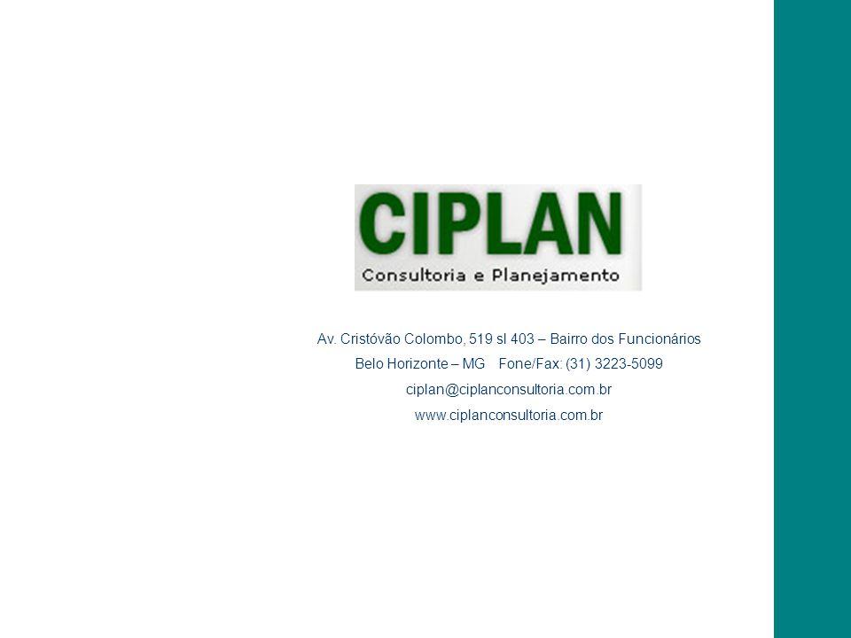 CIPLAN CONSULTORIA E PLANEJAMENTO Av.