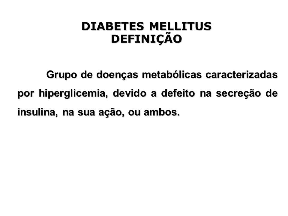 DEFEITOS METABÓLICOS NO DM TIPO 2 Adaptado de De Fronzo.