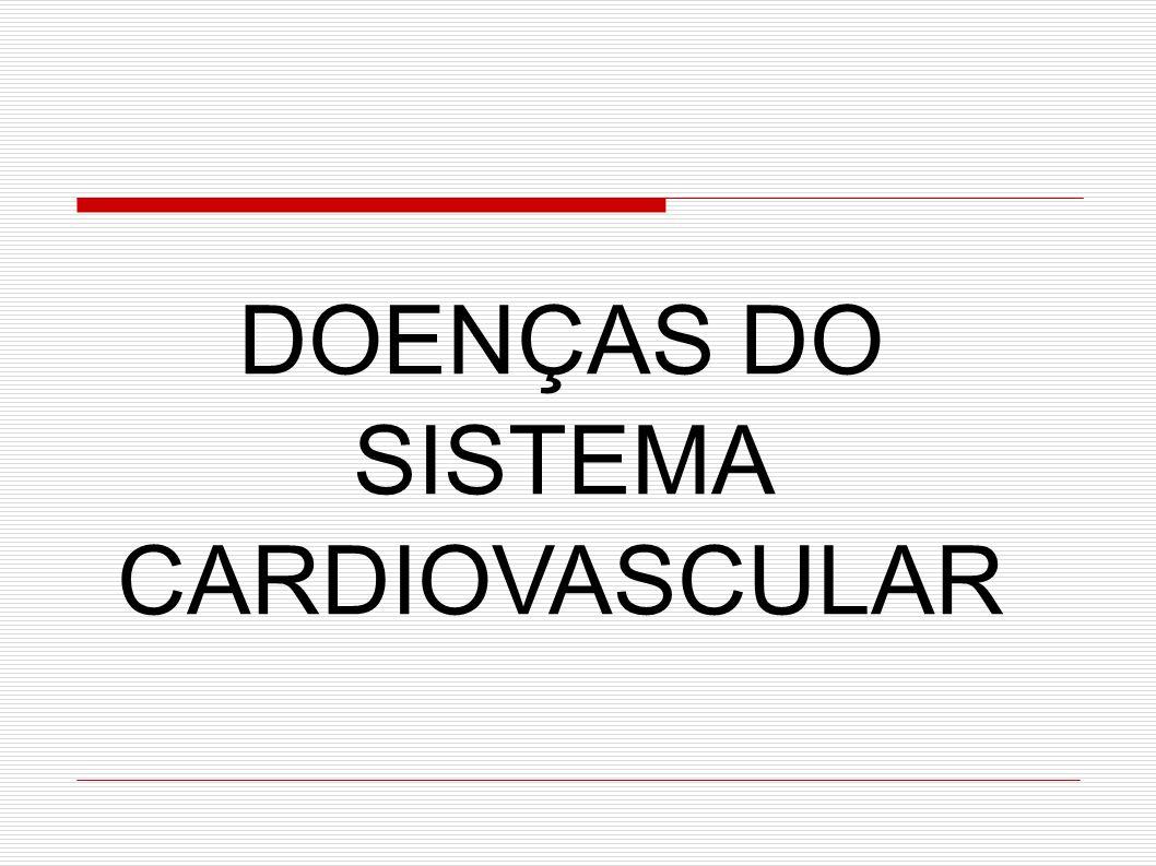 Enfarte do miocárdio  É causado pela redução do fluxo sanguíneo coronariano de magnitude e duração suficiente para não ser compensado pelas reservas orgânicas.