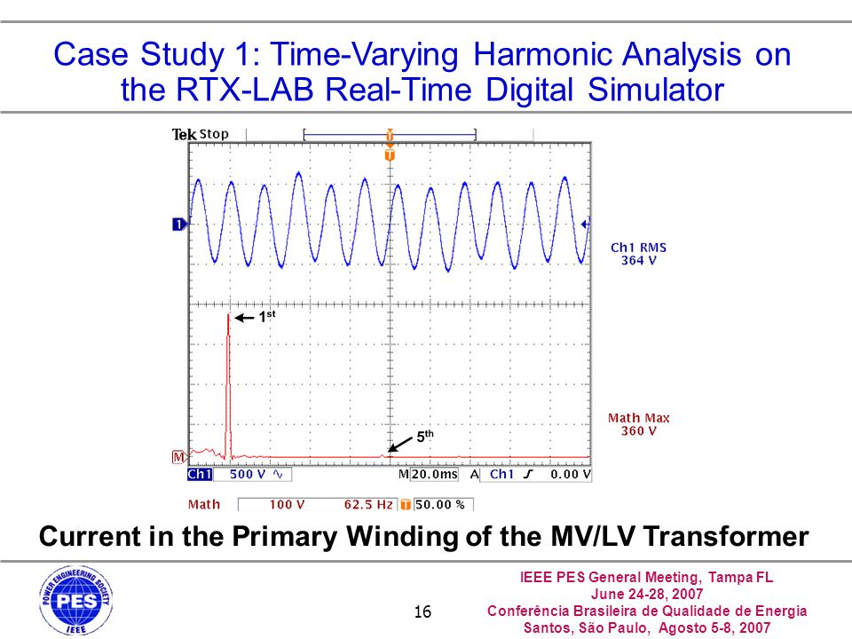 harmonic hearing case study