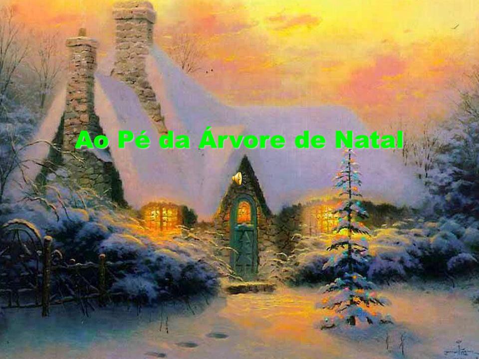 Feliz Natal com muita paz e harmonia a todos E, não se esqueçam do Dono da festa.